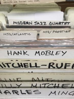 Jazz Record Center W 26th St. NYC